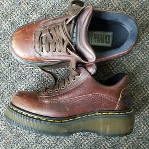 Dr Martens 8591 Air Wair England Leather Shoes 6